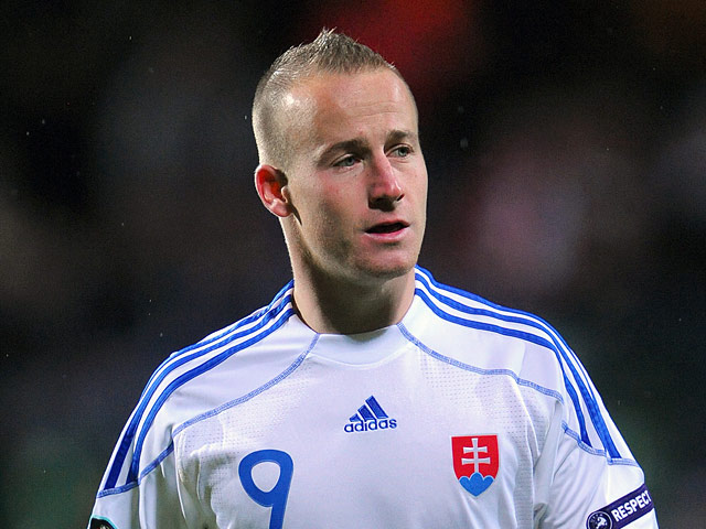 Miroslav Stoch on October 7, 2011