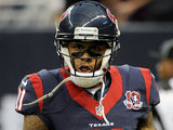 Houston Texans' DeVier Posey on August 30, 2012