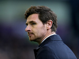 Tottenham Hotspur's Andre Villas-Boas during the match against West Brom on February 3, 2013
