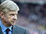 Arsenal's manager Arsene Wenger during his side's game with Sunderland on February 9, 2013