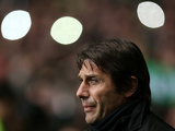Juventus boss Antonio Conte during the Champions League match against Celtic on February 12, 2013