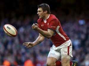 Wales' Dan Biggar in action against Ireland on February 2, 2013