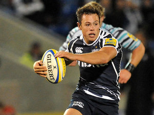 Sale Sharks' Rob Miller in action on October 5, 2012