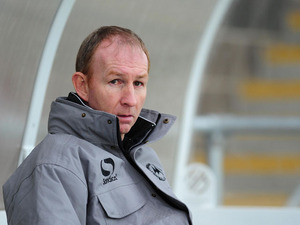 New Torquay interim manager Alan Knill before his first game in charge against against Port Vale on February 23, 2013