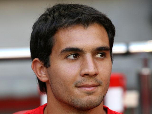 Emiliano Armenteros on August 8, 2008