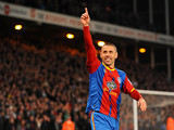 Crystal Palace's Kevin Phillips celebrates after scoring his second against Hull on March 5, 2013