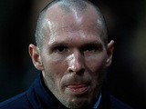 Blackburn boss Michael Appleton ahead of the FA Cup quarter final match against Millwall on March 13, 2013