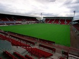 General view of East End Park taken July 7, 2000