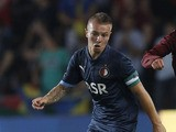 Feyenoord's Jordy Clasie during a match on August 30, 2012