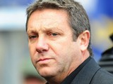 Hull FC coach Peter Gentle during the Super League match against rivals Hull KR on March 29, 2013