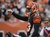 Cincinnati Bengals' Terence Newman in action against New York Giants on November 11, 2012