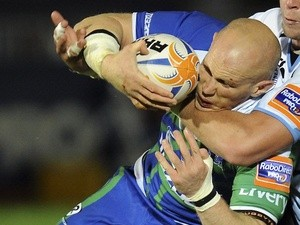 Connacht's Adrian Flavin in action against Glasgow Warriors on September 21, 2012