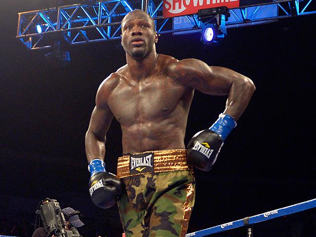 Deontay Wilder: Deontay Wilder: 'Tyson Fury Should Fight David Haye