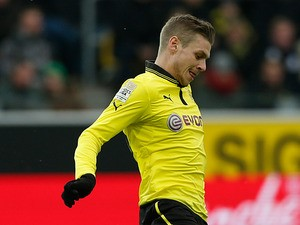 Dortmund's Sebastian Kehl in action on February 9, 2013