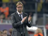 Dortmund head coach Juergen Klopp during his side's match against Real Madrid on April 24, 2013