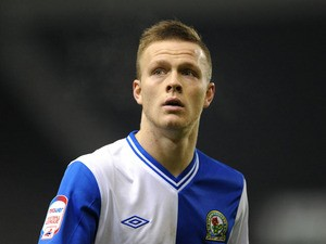 Blackburn Rovers player Todd Kane during the match against Wolves on January 11, 2013