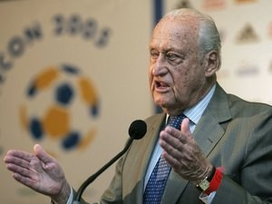 Joao Havelange in 2005