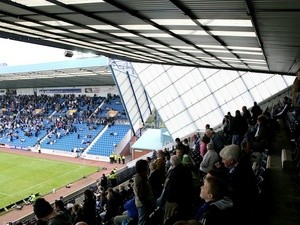 General view of Kilmarnock's home ground Rugby Park