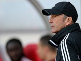 Stoke boss Tony Pulis during the match against Sunderland on May 6, 2013