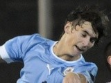 Uruguay's Guillermo Varela in action against Paraguay on January 30, 2013