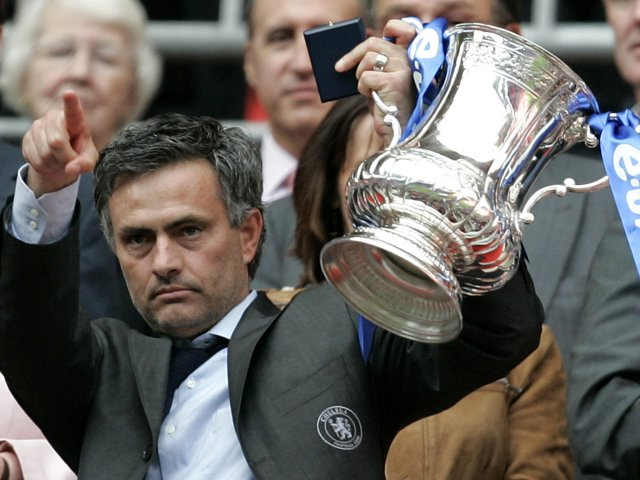 As well as gaining revenge on Man United during the FA Cup final - his final trophy.