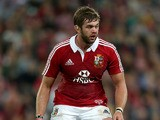 British and Irish Lions player Geoff Parling during the match against Queensland Reds on June 8, 2013