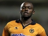 Wolves' Steven Mouyokolo in action against Notts County on September 21, 2010