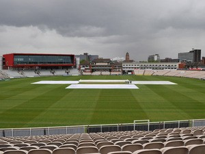 A general view of Old Trafford Cricket Club taken April 30, 2010