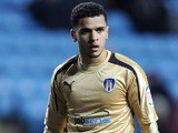 Colchester United's Billy Clifford during a League One match against Coventry City on March 12, 2013
