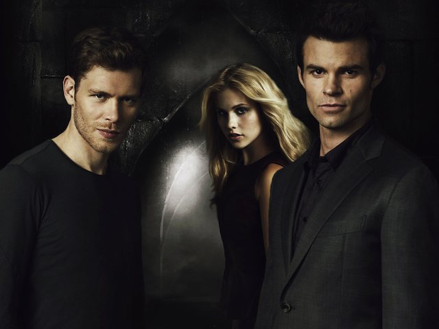 Poster for The Vampire Diaries spinoff The Originals