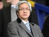 Birmingham City consultant Sammy Yu in the stands on December 20, 2009