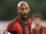 West Brom's Nicolas Anelka in action against Atromitos on July 29, 2013