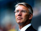 Reading manager Nigel Adkins looks on during the match against Ipswich on August 3, 2013