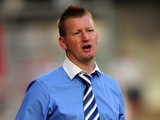 Millwall manager Steve Lomas on July 16, 2013