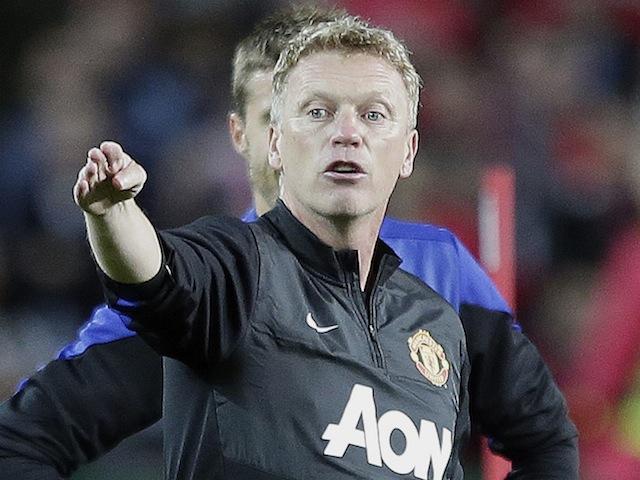 Manchester United manager David Moyes on July 19, 2013