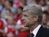 Arsenal manager Arsene Wenger at the Emirates Cup on August 3, 2013