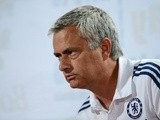 Chelsea manager Jose Mourinho during at a press conference on July 17, 2013