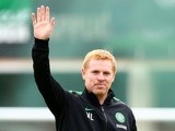 Celtic manager Neil Lennon during a friendly with Brentford on July 20, 2013