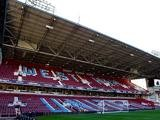 A general view of Upton Park, home of West Ham United on October 15, 2011