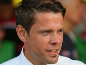 Accrington Stanley manager James Beattie on July 17, 2013