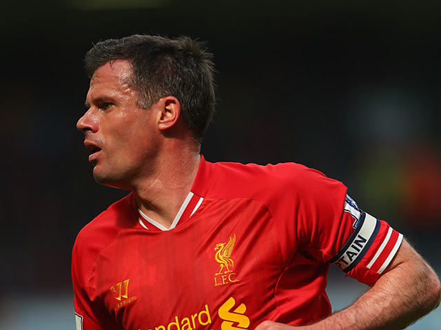 Jamie Carragher's 'two bars in Liverpool go bust' - Sports ...
