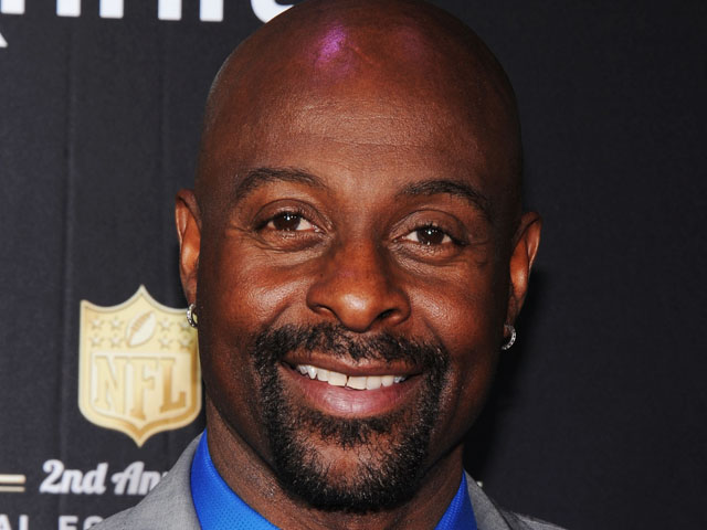 Former NFL player Jerry Rice attends the 2nd Annual NFL Honours on February 2, 2013