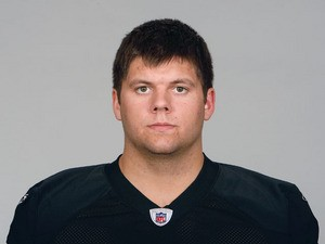 Jared Veldheer of the Oakland Raiders poses for his NFL headshot circa 2011