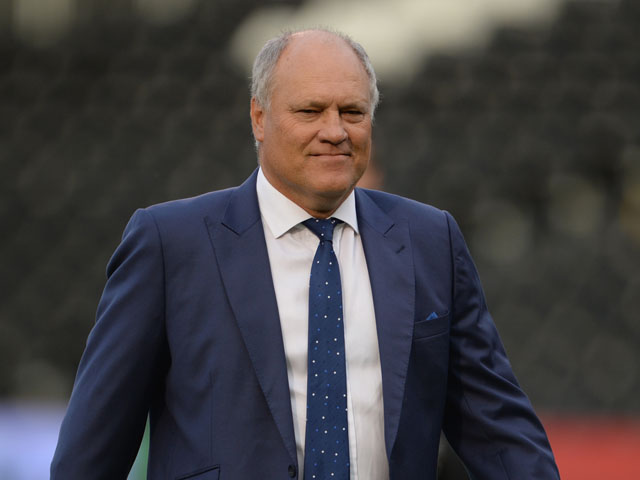 Fulham manager Martin Jol before a pre season match against Real Betis on August 5, 2013