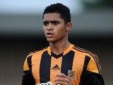 Hull youngster Cameron Stewart in action against Scunthorpe United on July 15, 2013