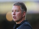 Darren Ferguson, the Peterborough United manager, looks on during the pre season friendly match between Peterborough United and Hull City at London Road Stadium on July 29, 2013