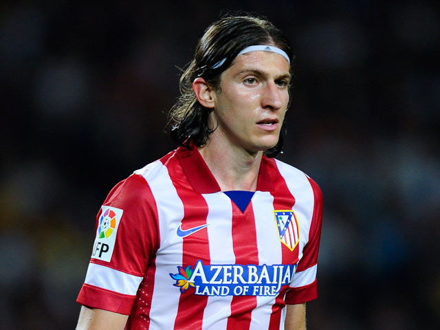 Filipe Luis wants to avoid Real Madrid in semi-finals ... Felipe Luis