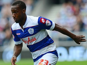 QPR's Junior Hoilett in action against Ipswich on August 17, 2013