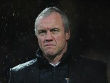Leeds Rhinos' Brian McDermott watches his team during their Super League match against London Broncos on April 12, 2013
