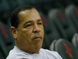 Houston coach Kelvin Sampson on the sidelines on January 2, 2013